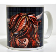 Scottish Coo Mug MG 05