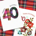 Shop Scottish Birthday Specific Ages Cards