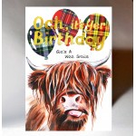 Birthday Coo Gie's A Smile Card WWBD188