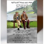 Birthday Anither Year Aulder Card BD74