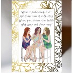 Special Friend Gin's Oan the Table Card SF08