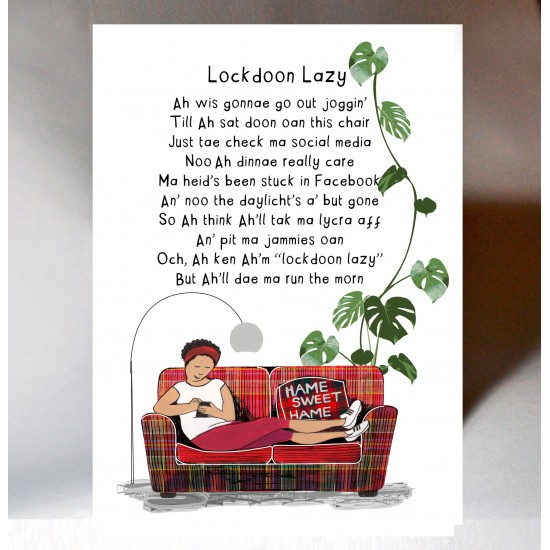 Lockdoon Lazy Card WWJB11