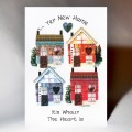 New Home Card Where The Heart Is WWNH06