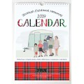 Scottish Childhood Memories Calendar 2019