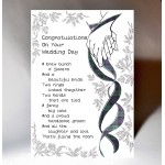 Wedding Hands Tied Thegither Card  WWWE80