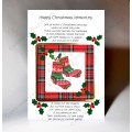 Christmas Memories Card  WWXM14