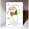 Christmas Mum Card WWXM43