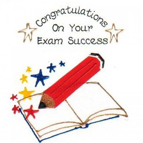 Exam Success Card Pencil WWCN04 – Success Cards for Exams