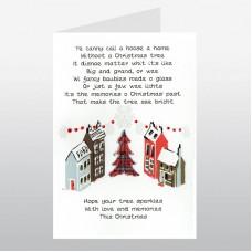 Christmas Hooses Card WWXM05