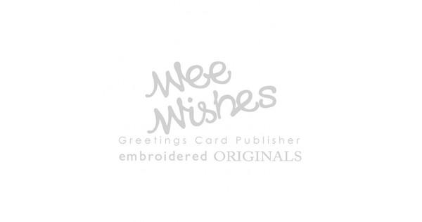 Wee Wishes | Embroidered Originals